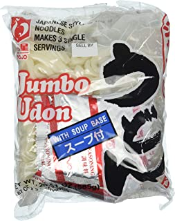 Myojo Japanese Style Udon Noodle with Soup, 20.61 Ounce (Pack of 12)