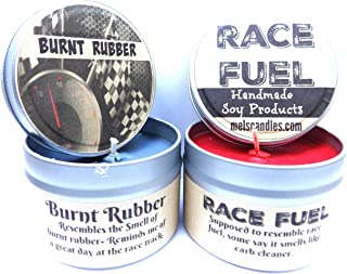 Best race fuel scented candles Reviews