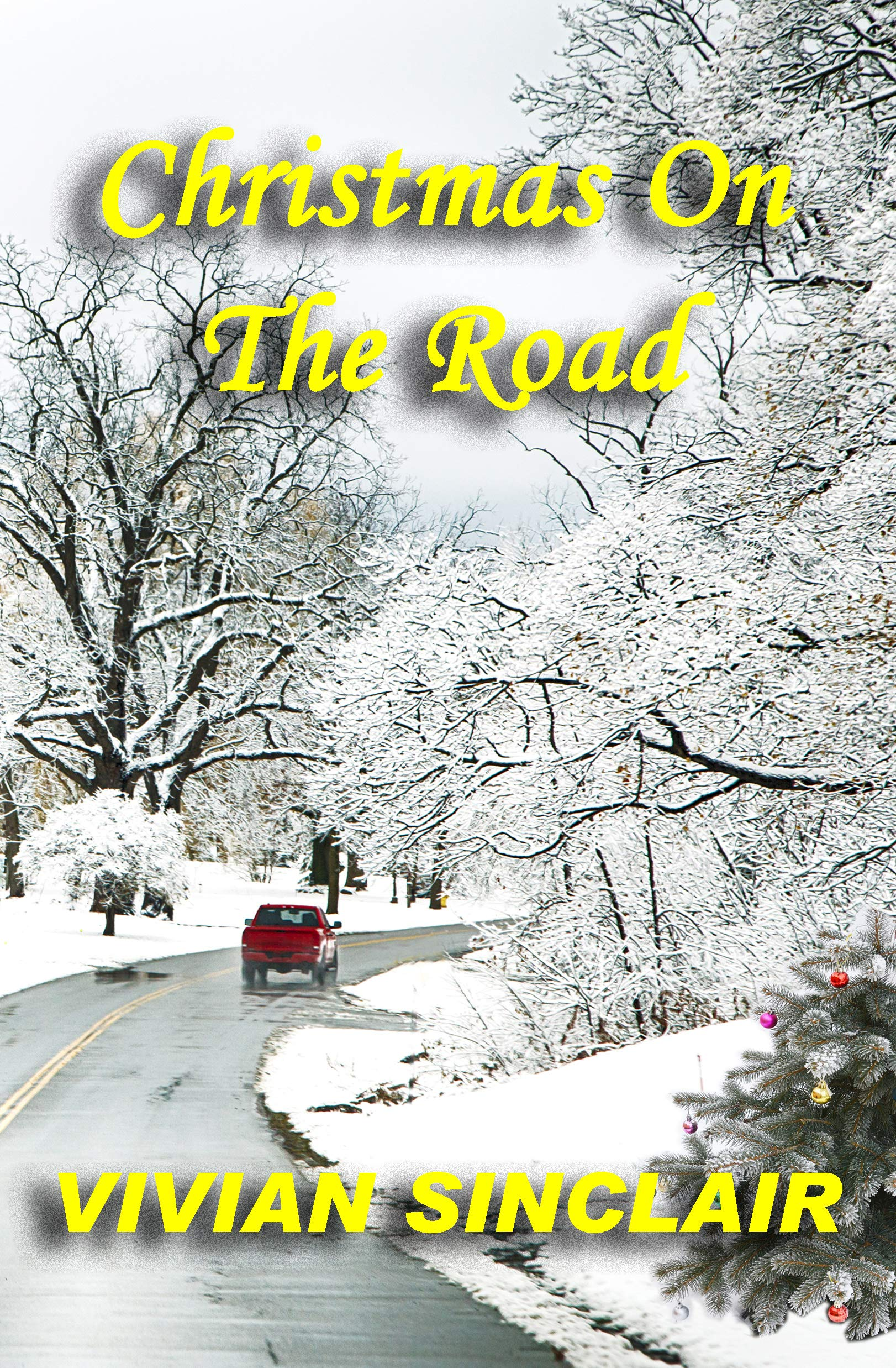 Christmas On The Road (White Christmas Dream Book 4)