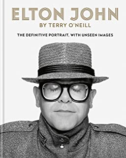 Elton John by Terry O Neill: The definitive portrait with unseen images