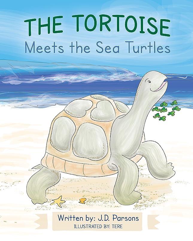 ポインタ税金スタジオThe Tortoise Meets the Sea Turtles (The Tortoise's New Adventures Book 1) (English Edition)