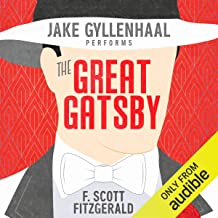 f scott fitzgerald the great gatsby audiobook