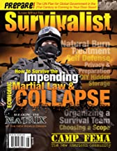 Survivalist Magazine Issue #8 - Survive Martial Law