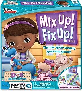 Doc McStuffins Mix Up Fix Up Game