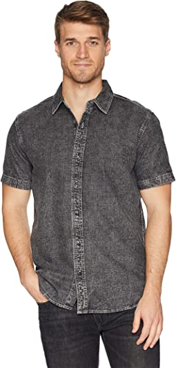 Fench Denim Short Sleeve