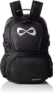 Nfinity Petite Backpack, Black/White
