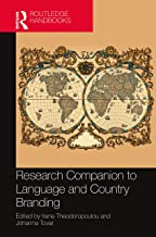 Research Companion to Language and Country Branding (Routledge Studies in Language and Identity)