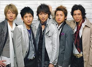 嵐 ARASHI 公式グッズ 2007 ARASHI AROUND ASIA+  in DOME クリアファイル【集合】