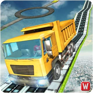 Impossible Truck Driving Adventure Tracks Stunt 3D