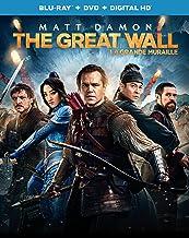 The Great Wall [Blu-ray + DVD + Digital HD] (Bilingual)