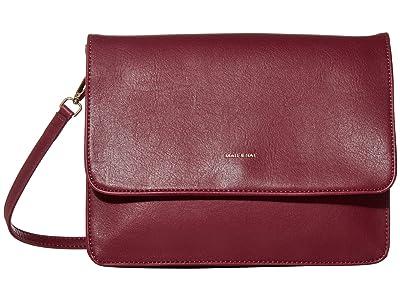 Matt & Nat Lysa Vintage (Garnet) Handbags