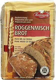 Küchenmeister Roggenmischbrot Bac, 10er Pack 10 x 1 kg