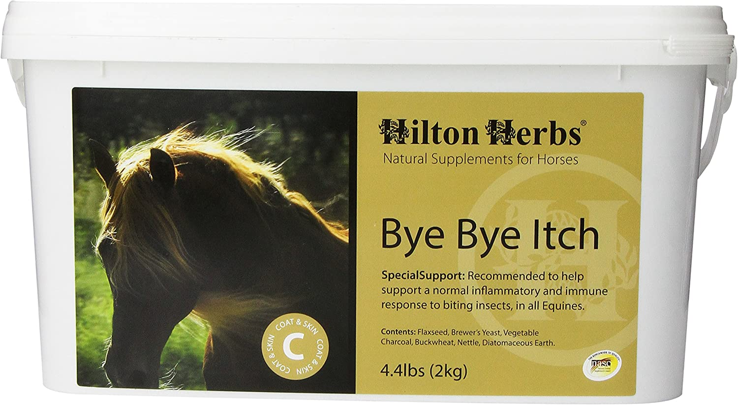 At Fresno Mall the price Hilton Herbs Bye Itch Seasonal Skin Supplement for Allergy H