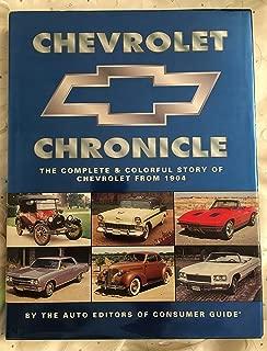 Chevrolet Chronicle (Automotive)