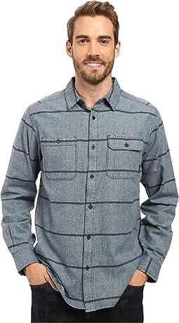 Frequenter Stripe Long Sleeve Shirt