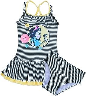 Disney Animators' Collection Snow White Swimsuit for Girls Multi