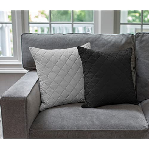 Strange Throw Pillows For Couch Black Gray Amazon Com Ibusinesslaw Wood Chair Design Ideas Ibusinesslaworg