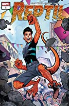 Reptil (2021) #1 (of 4) (English Edition)