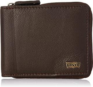 Levi's Leather Brown Men's Wallet (37541-0036)