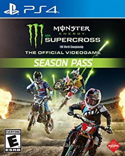 Best monster energy supercross video pass Reviews