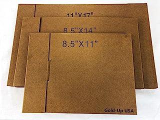 11 x 17 Inch Waterproof Inkjet Transparency Film for Silk Screen Printing - 1 pack (50 Sheets)