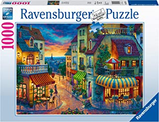 Ravensburger An Evening in Paris 15265 1000 Piece Puzzle for Adults, Every Piece is Unique, Softclick Technology Means Pie...