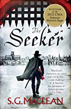 The Seeker: A prizewinning historical thriller set in Cromwell's London (Damian Seeker Book 1) (English Edition)