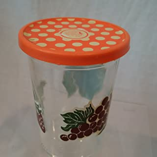 Vintage Bama Jelly Jar, BAMA Grape Jelly Jar, BAMA Apple Jelly Jar