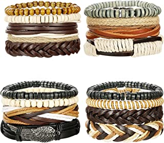 mens wooden jewelry