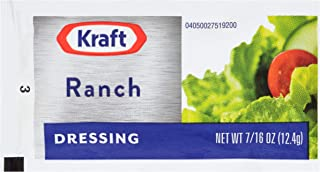 ranch dressing singles