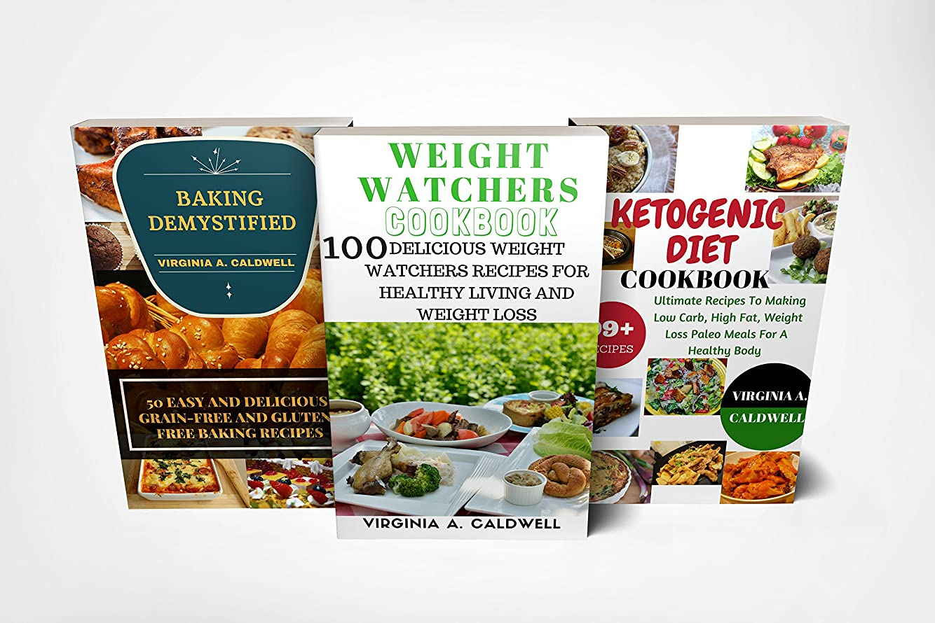 Low carb diet: 3 in 1 box set for quick weight loss: The Ultimate Collection Of Quick And Easy Gluten Free, Ketogenic, Low Fat, Cholesterol Free Meals For The Health Conscious Family (English Edition)