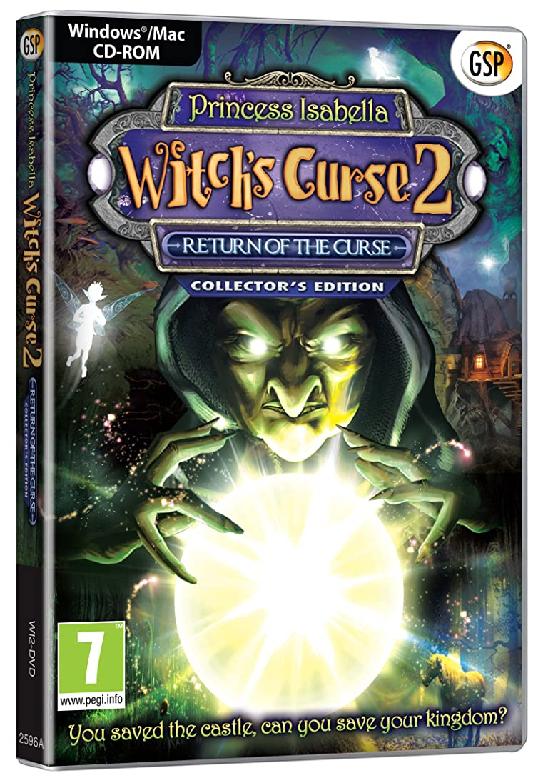 水素消費者行うWitch's Curse 2 - Return of the Curse