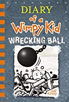Cover image of Diary of a Wimpy Kid: Wrecking Ball by Jeff Kinney