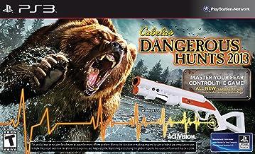 Cabela`s Dangerous Hunts 2013 with Gun - Playstation 3