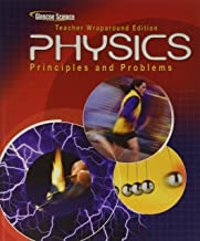 glencoe science physics principles and problems teachers edition