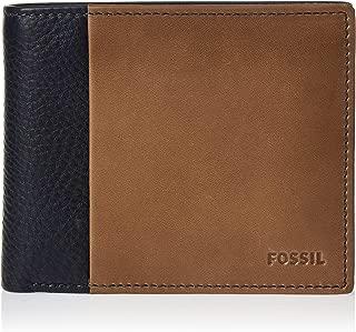 Fossil Ward Blue Men's Wallet (ML3919400)