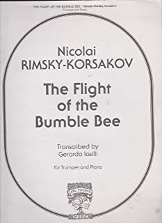 The Flight of the Bumble Bee (Selected Solos for Flute with Piano Accompaniment)