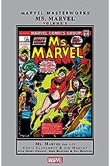Ms. Marvel Masterworks Vol. 1 (Ms. Marvel (1977-1979)) Kindle Edition