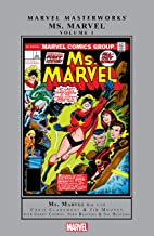Ms. Marvel Masterworks Vol. 1 (Ms. Marvel (1977-1979))