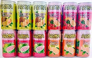 Aloha Maid Juice 11.5-Ounce (Pack of 24) (Assorted Pack)