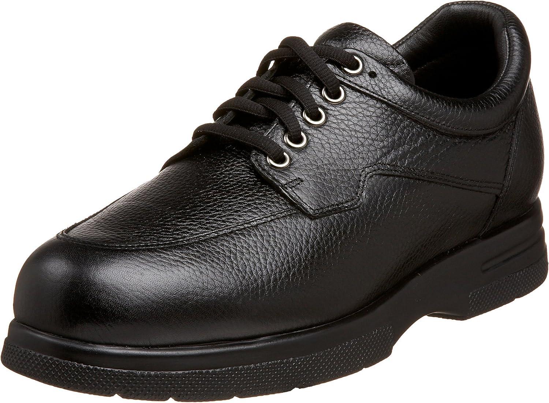Drew Walker Ii - Men's Lace Oxford Shoe Black CLF - 16 4w