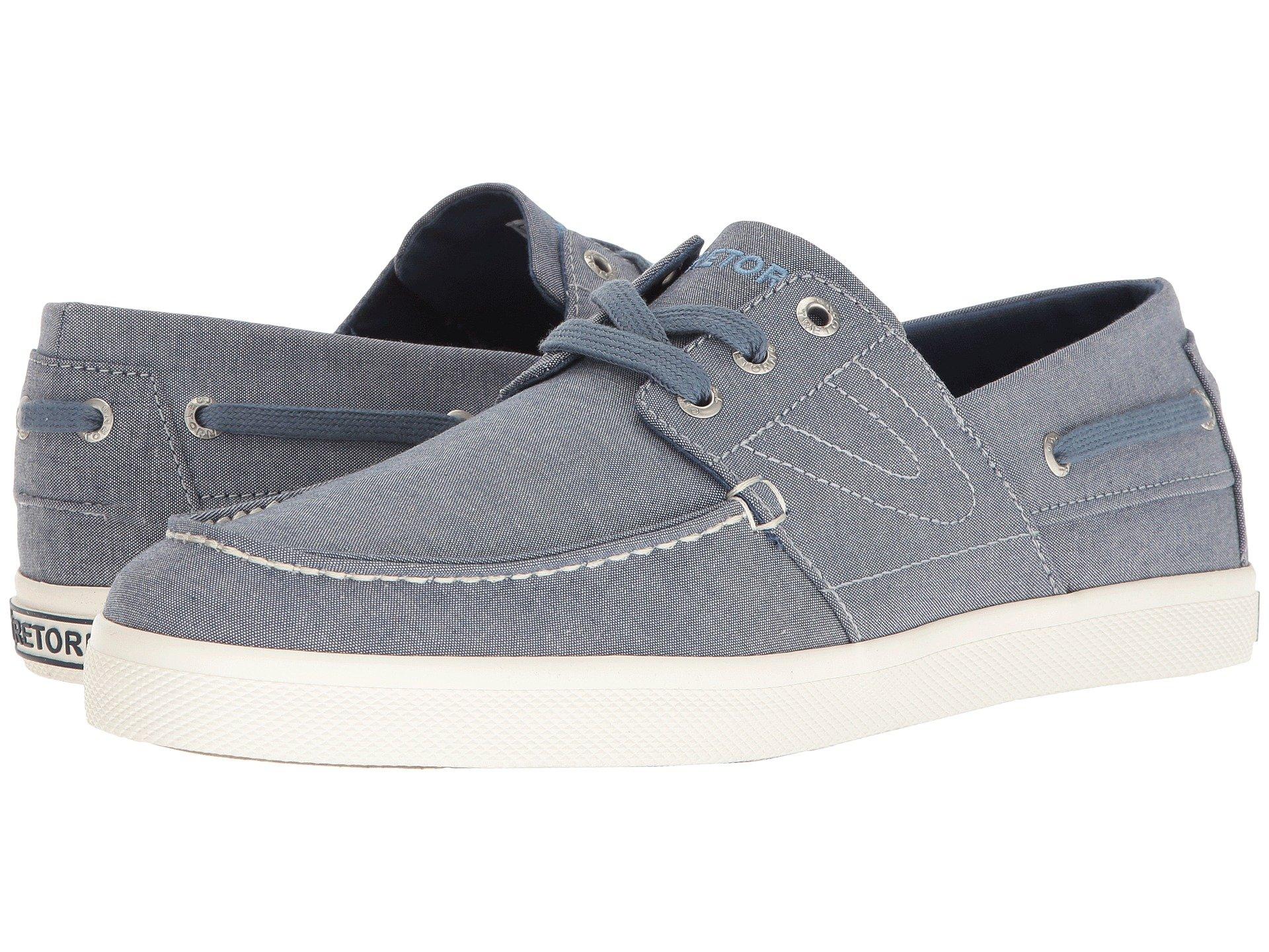 Calzado Tipo Boat Shoe para Hombre Tretorn Motto  + Tretorn en VeoyCompro.net