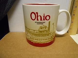 Starbucks Ohio Mug Global Icon Collectors Series