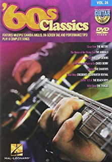 '60s Classics - Guitar Play-Along Volume 24