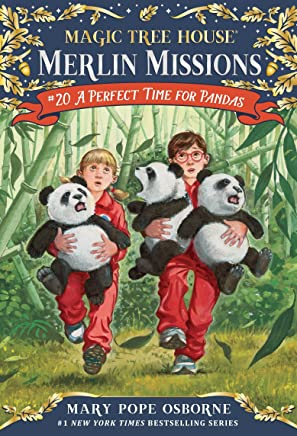 Magic Tree House #48 A Perfect Time For Pandas [Lingua inglese]