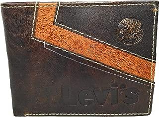 Levi's Leather Multicoloured Men's Wallet