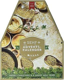 Senf - Adventskalender, 1er Pack 1 x 2.424 kg