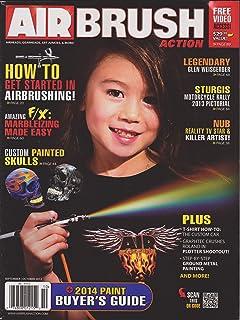 Airbrush Action Magazine September/October 2013