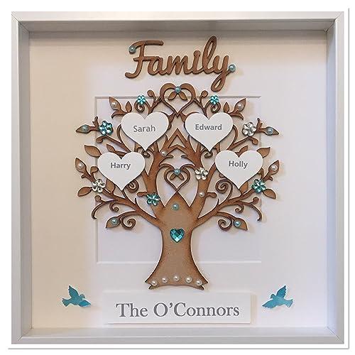 Family Tree Frame Amazoncouk