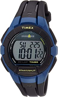 Timex Men's Grey Dial Resin Band Watch - TW5K95700